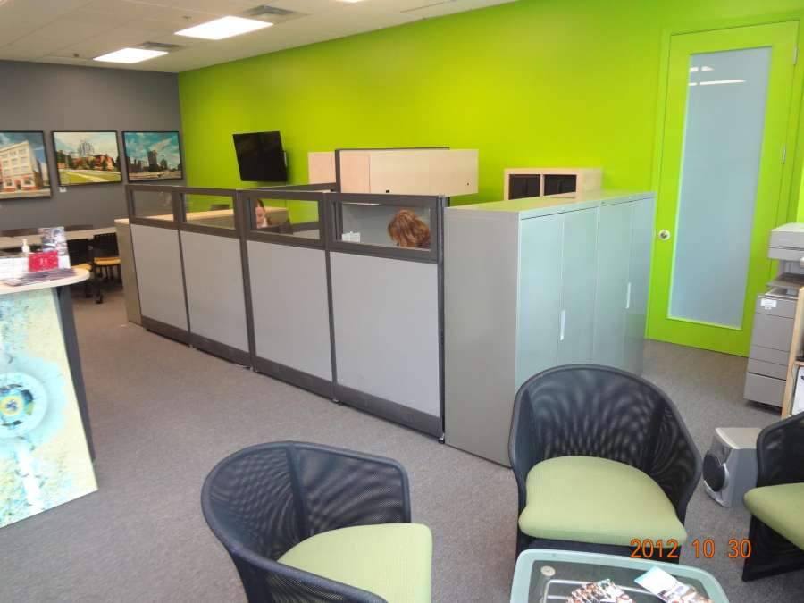 Commercial painting services for office buildings and schools for Industrial painting service